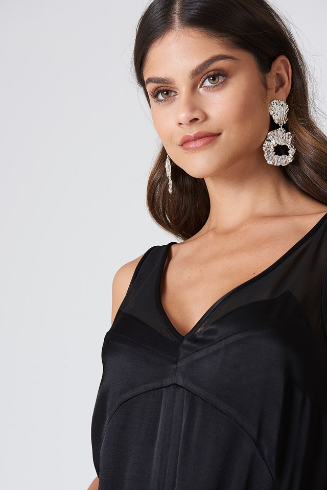 Splendi Dress Black