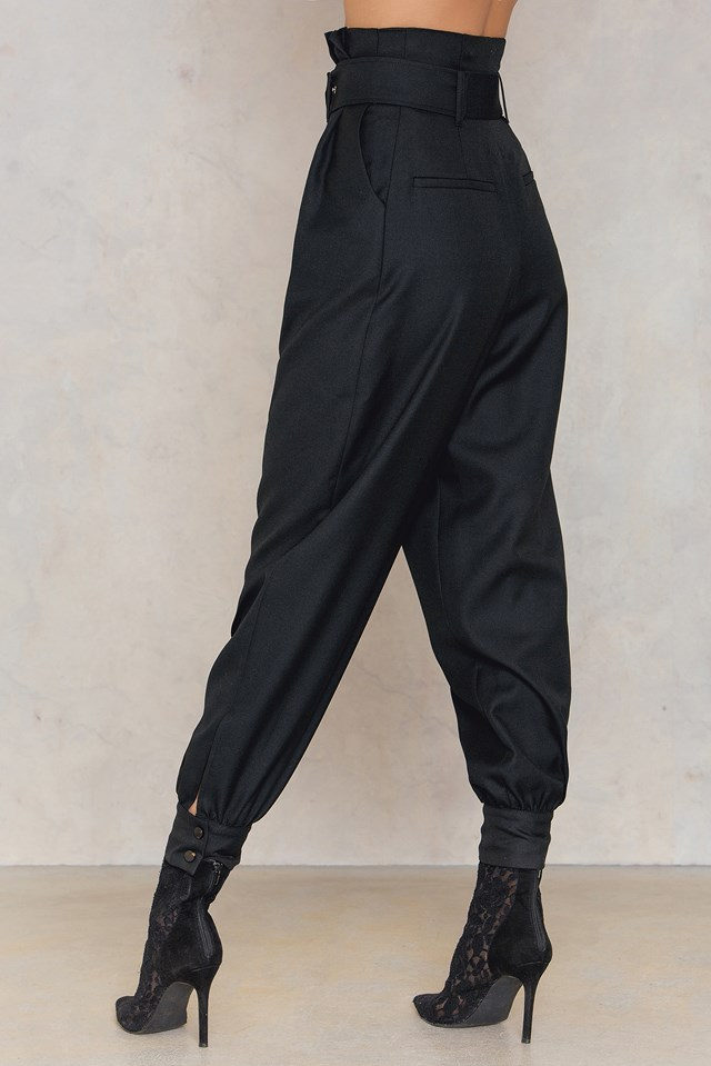 Veda Pants Black