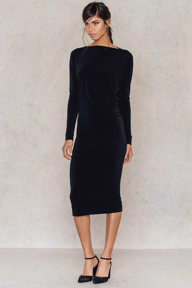 Wafinni Dress Black