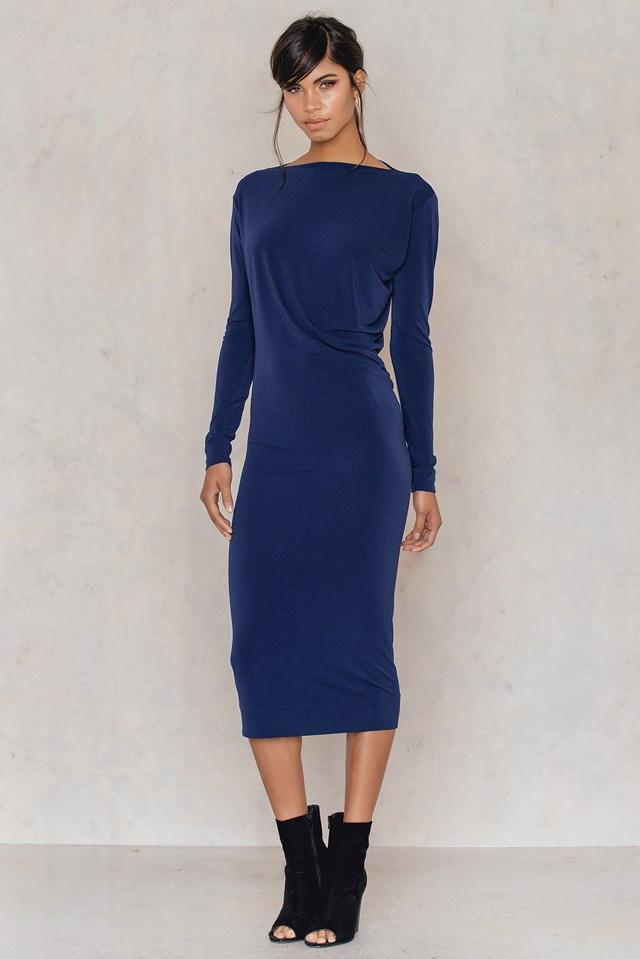 Wafinni Dress Midnight Heaven