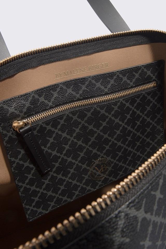 Wallikan Travel Bag Charcoral