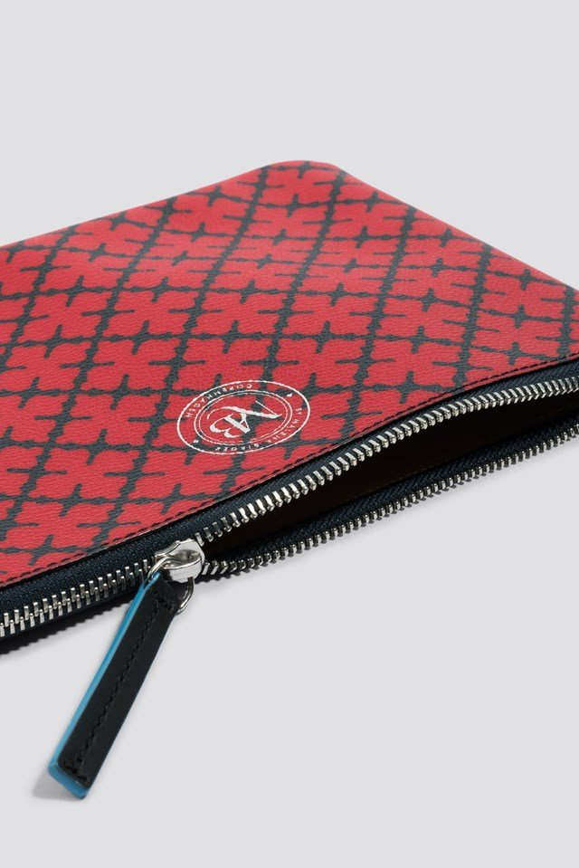 Newdipp Pouch Bright Red