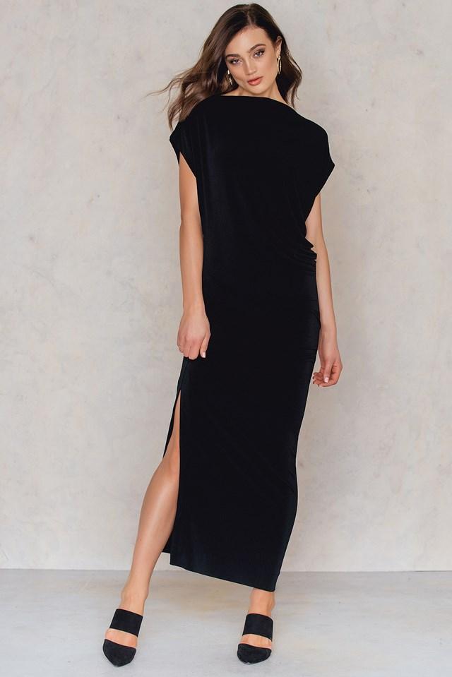 Nasalio Dress Black
