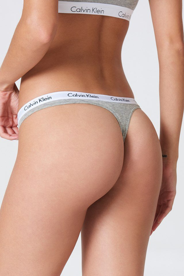 3-pack Thong Carousel Enthrall/Grey/Stripe