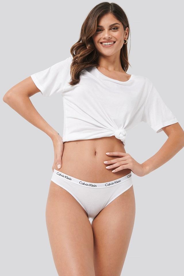 3-pack Bikini Carousel Raspjam/Dusty Periwinkle/White
