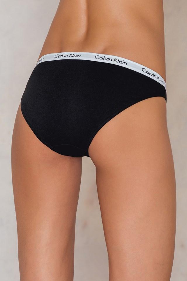 3-pack Bikini Carousel Black/White/Black