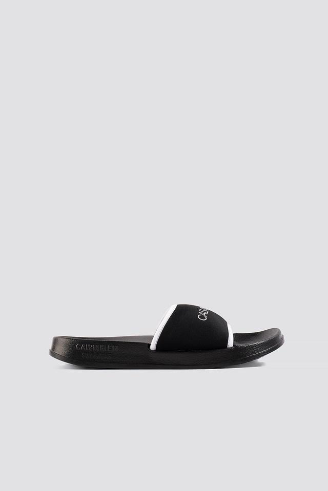 Beach Slides Black