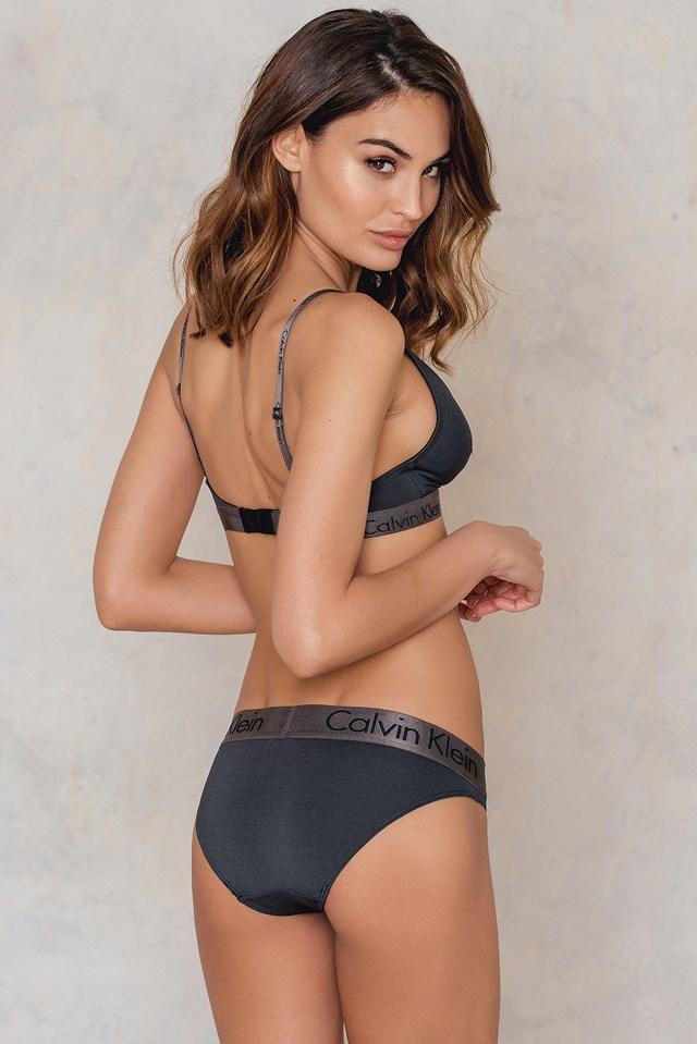Bikini Dual Tone Black/Shadow Grey