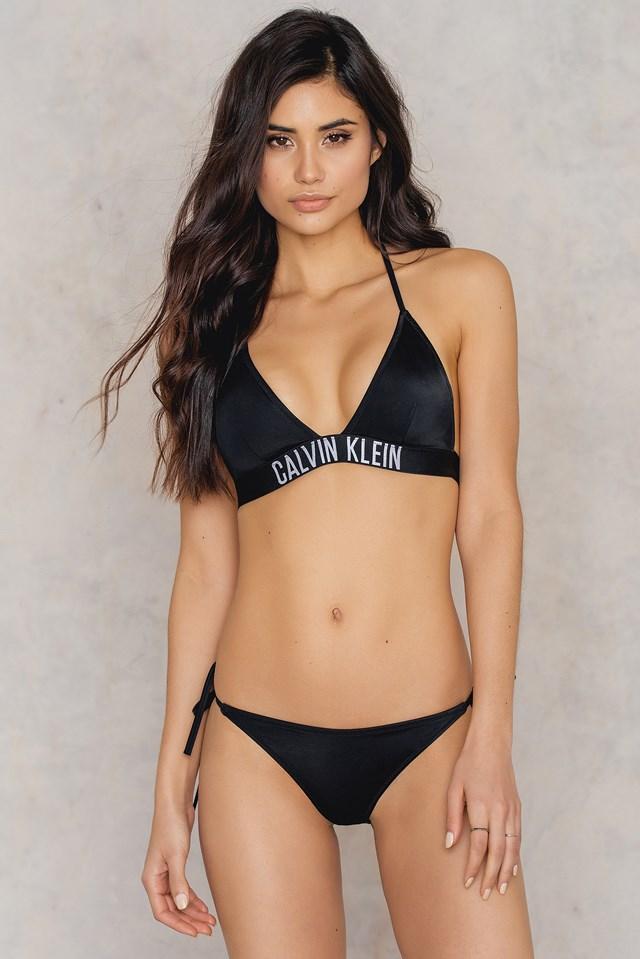 Cheeky Side Tie String Bikini NA-KD.COM