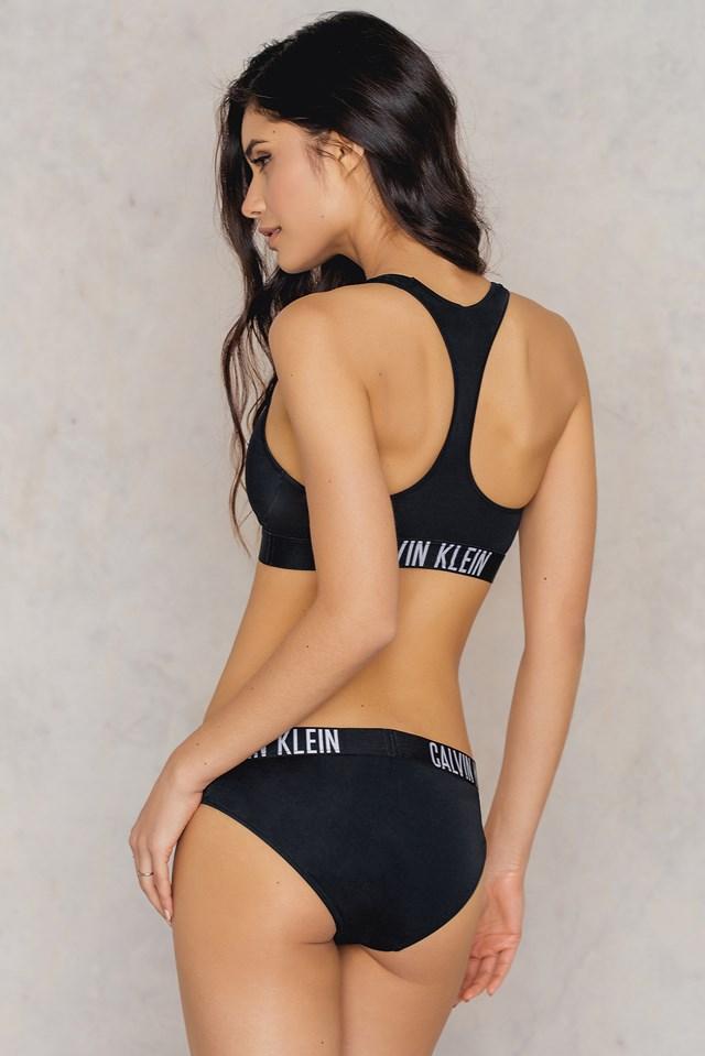 Classic Bikini-HR Bottom Black