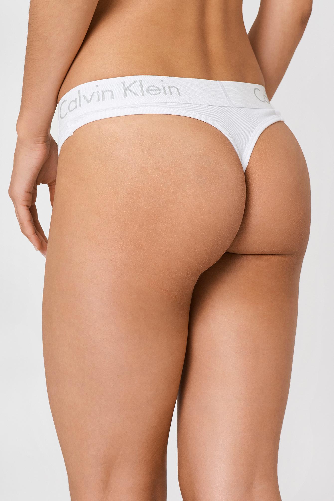Cotton Thongs NA-KD.COM