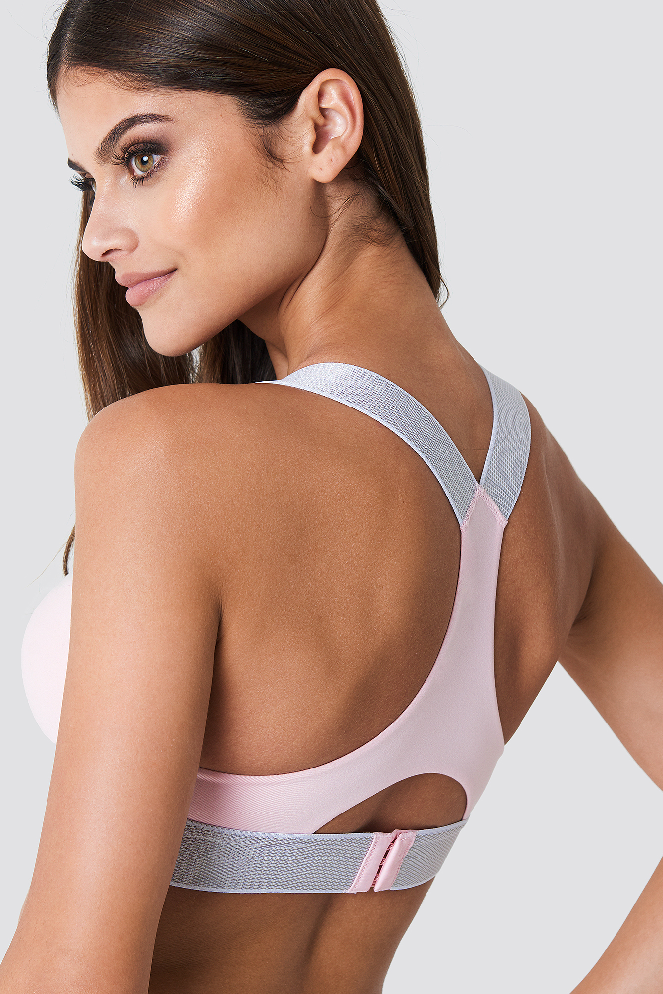 Calvin Klein Customized Stretch Bralette - Pink