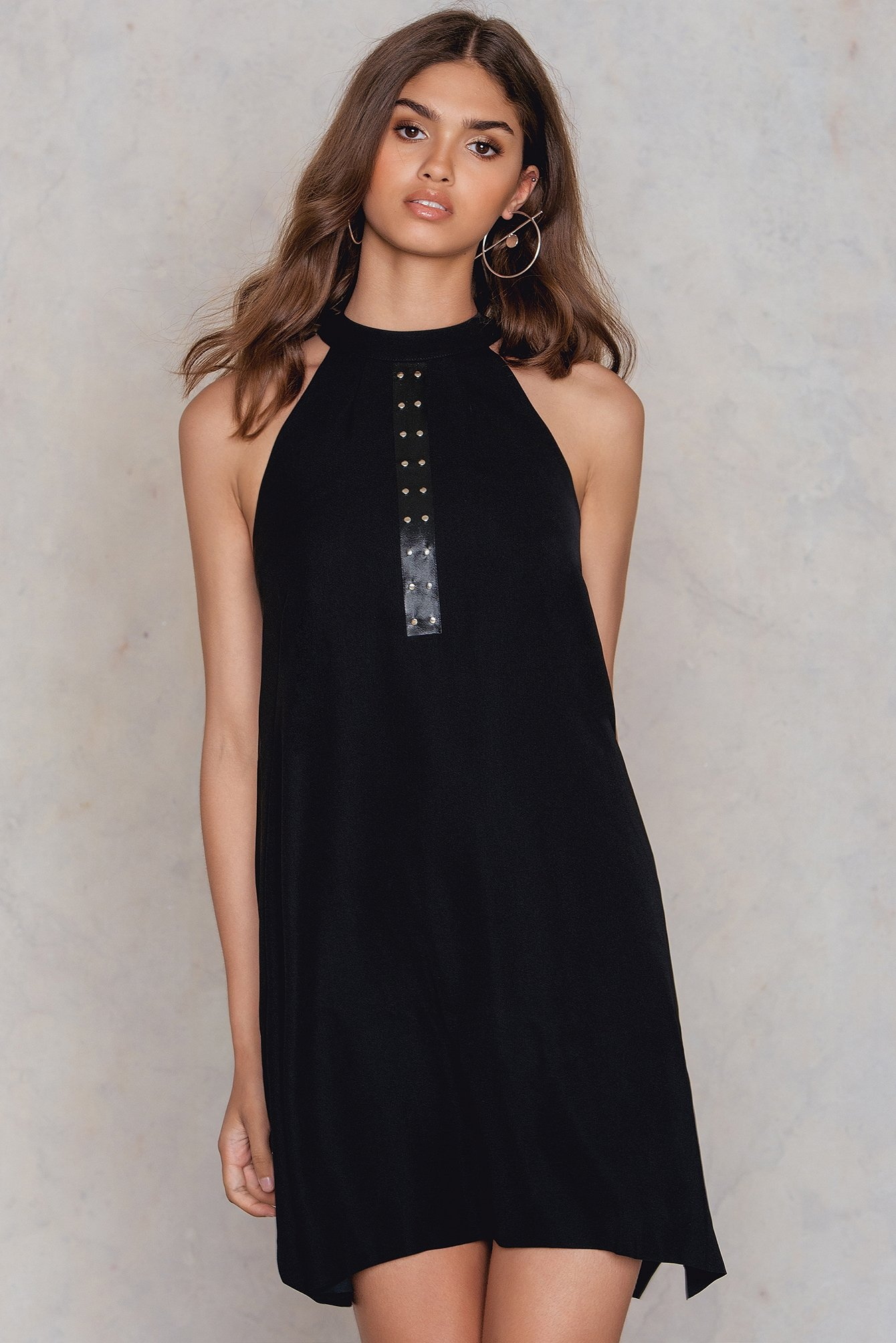 CK Black Delise Dress