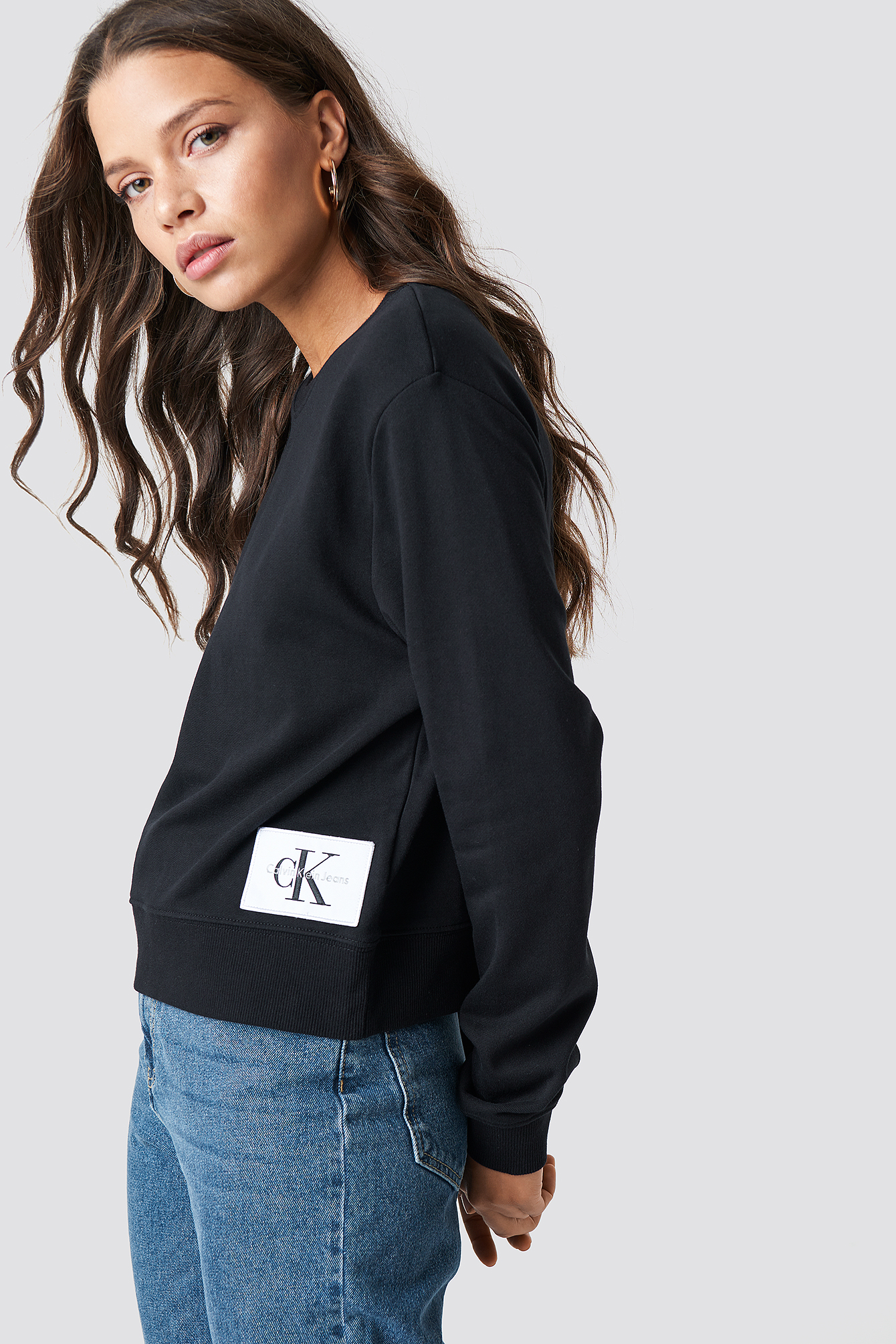 Bluza Harrisi True Icon Crew Neck NA-KD.COM