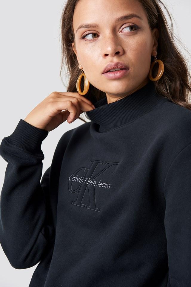 Hazel True Icon Long Sleeve CK Black