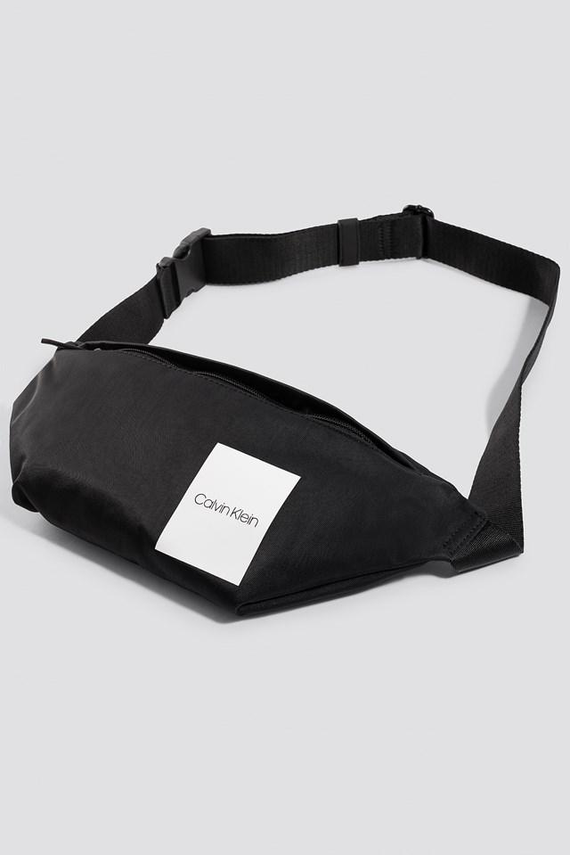 Item Story Waist Bag Black