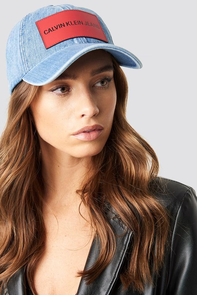 J Calvin Klein Jeans Cap W NA-KD.COM