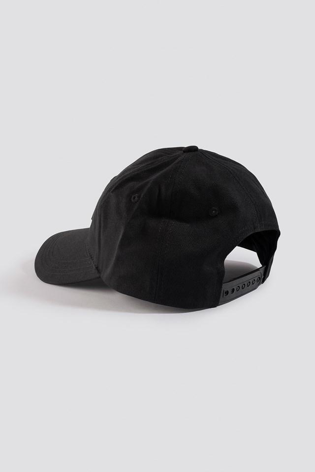 J Institutional Cap Black Beauty
