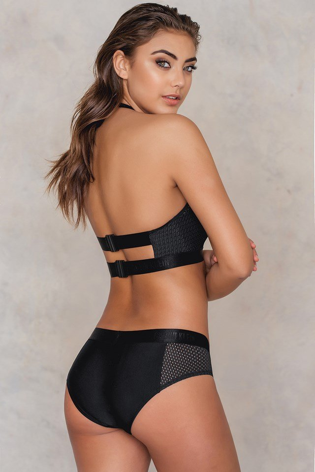 Mesh Hipster-LR Bottom Black