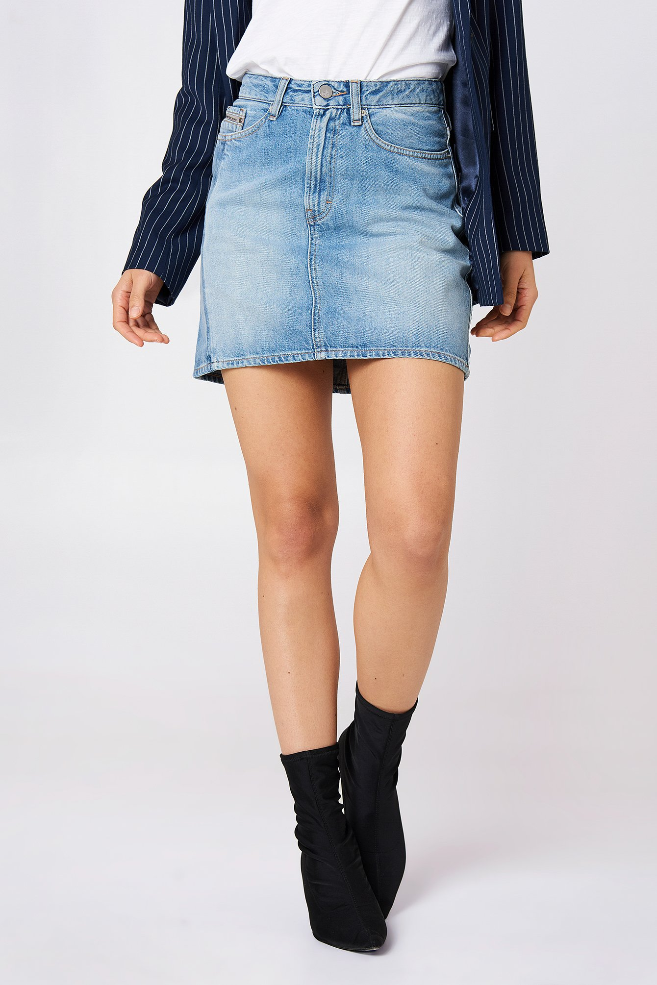 Mini Skirt Vertical NA-KD.COM