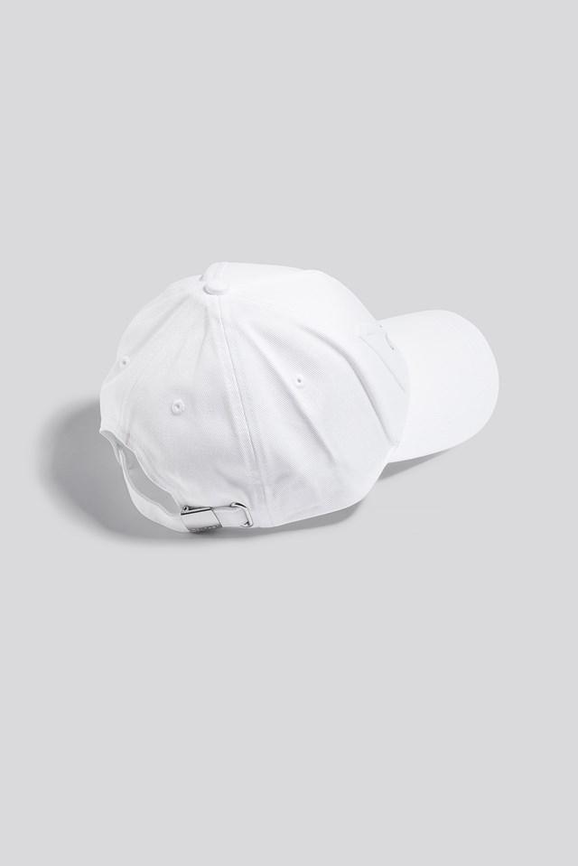 NY Sportswear Cap White