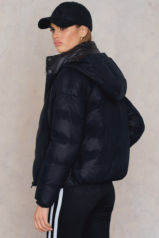 Ocoon Down Puffer Jacket NA-KD.COM
