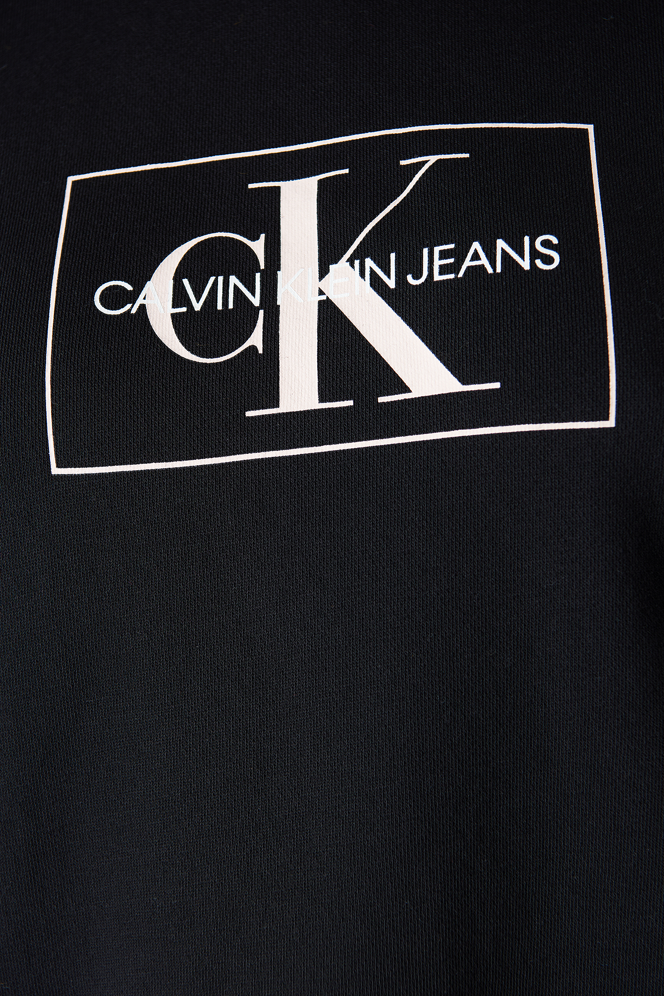 Outline Monogram Rel Crew Neck NA-KD.COM