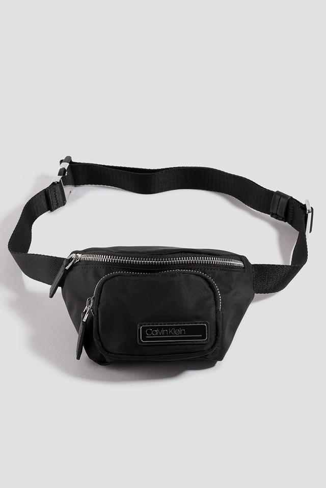 Primary Mini Waistbag Black