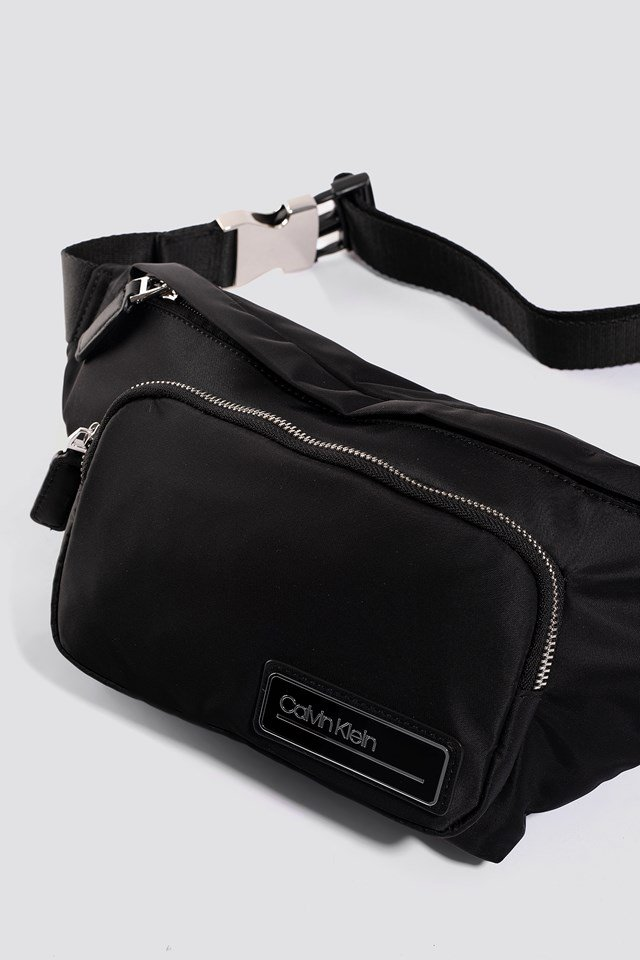 Primary Waist Bag Black