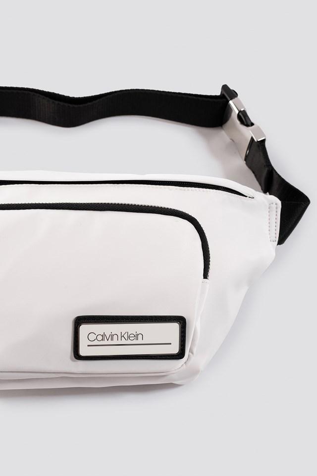 Primary Waist Bag Bright White