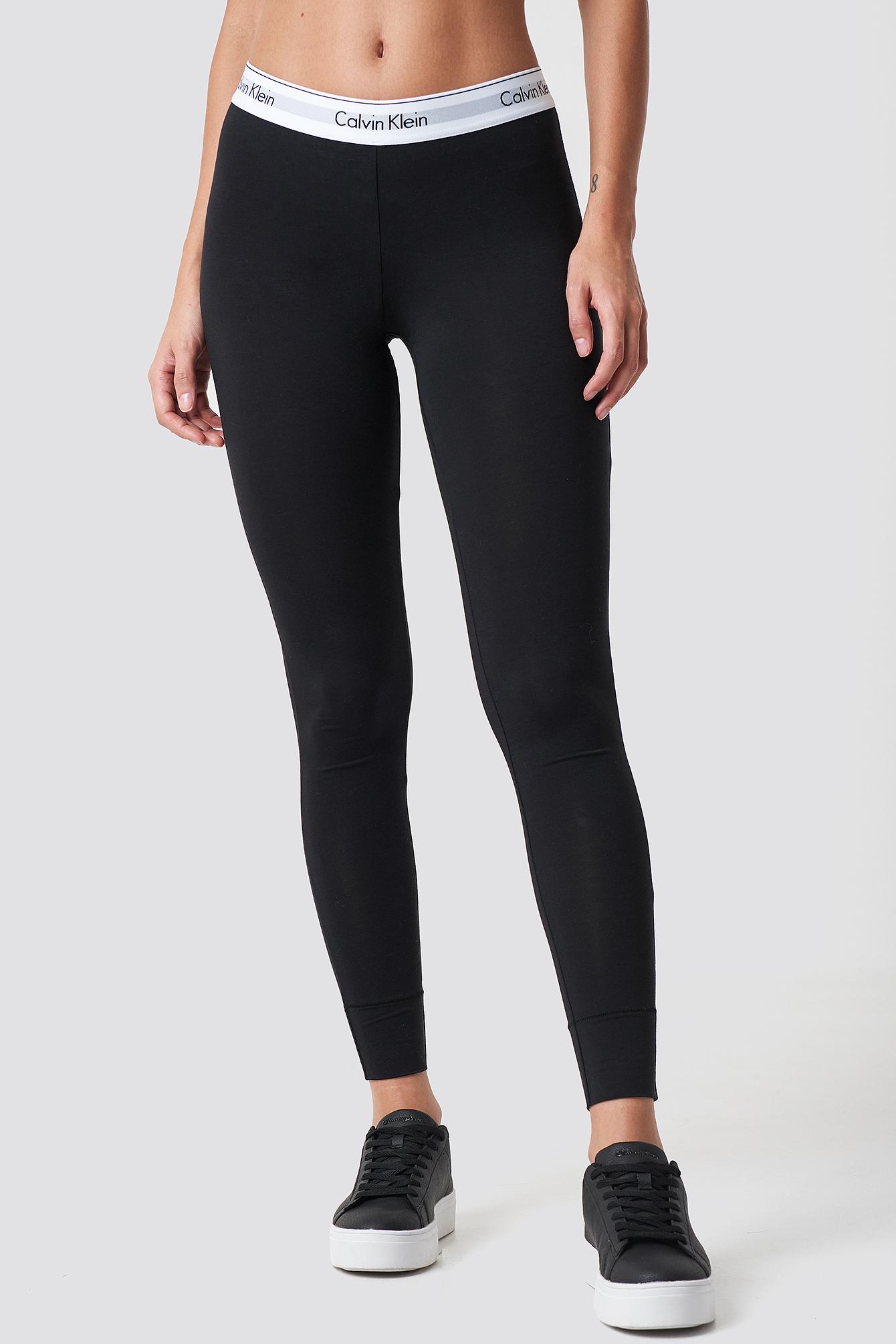 Spodnie piżamowe Modern Cotton NA-KD.COM