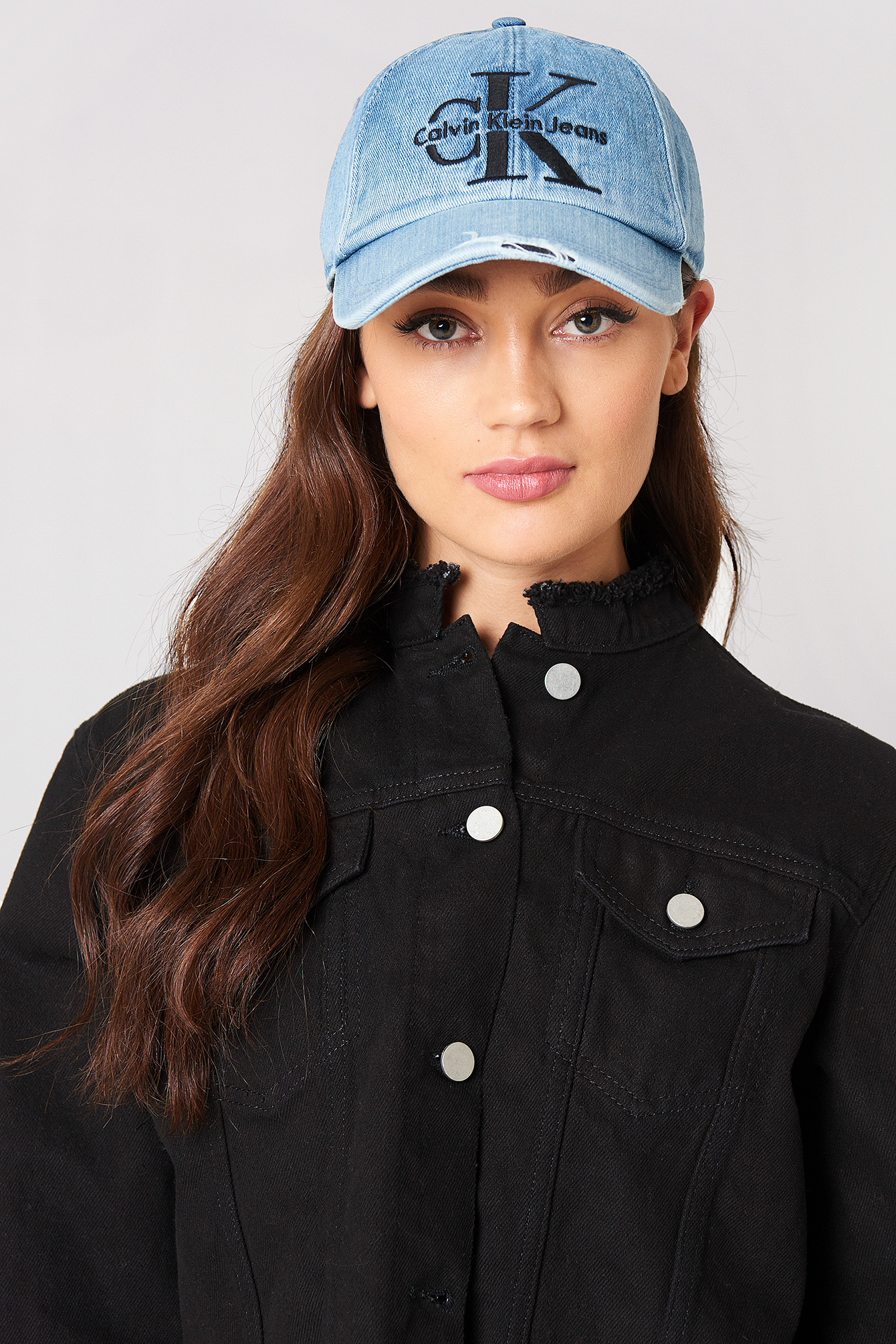 Czapka Re-Issue Denim Baseball W Cap NA-KD.COM