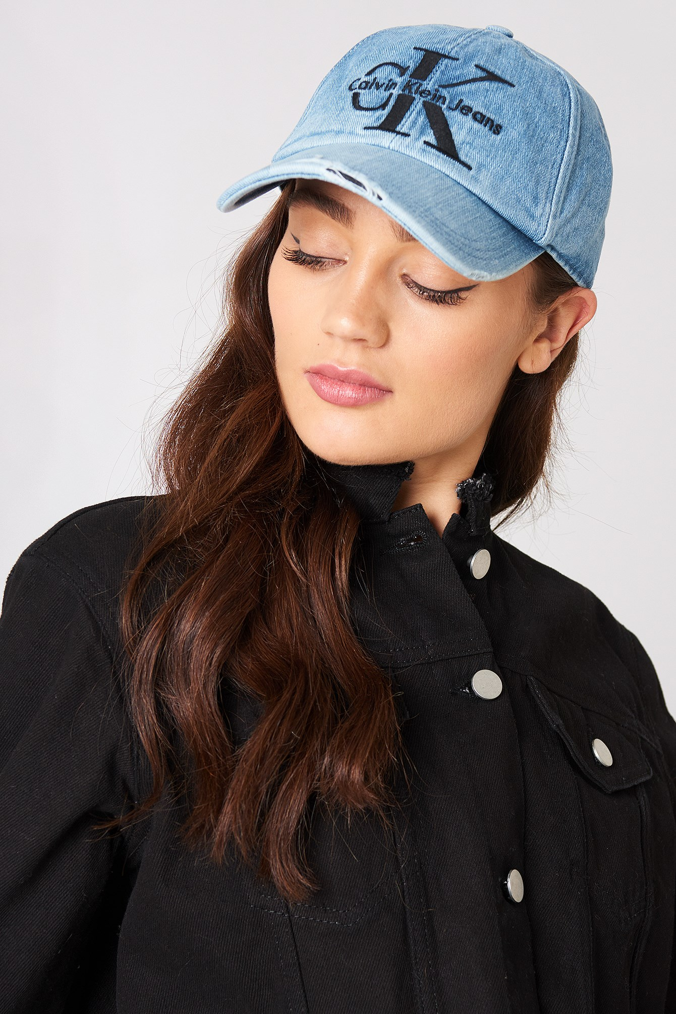Re-Issue Denim Baseball W Cap NA-KD.COM