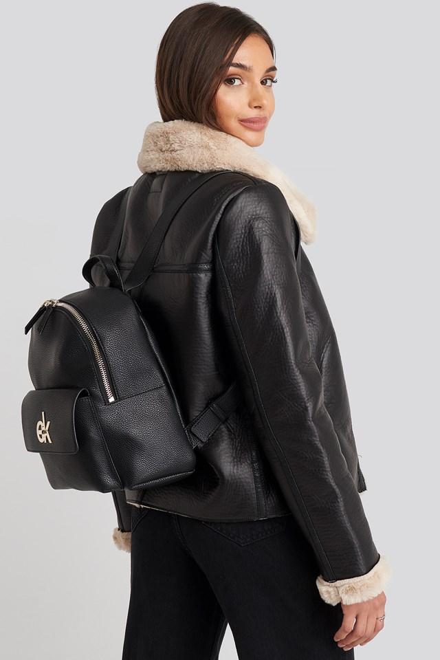 Re-Lock Backpack Bag Black