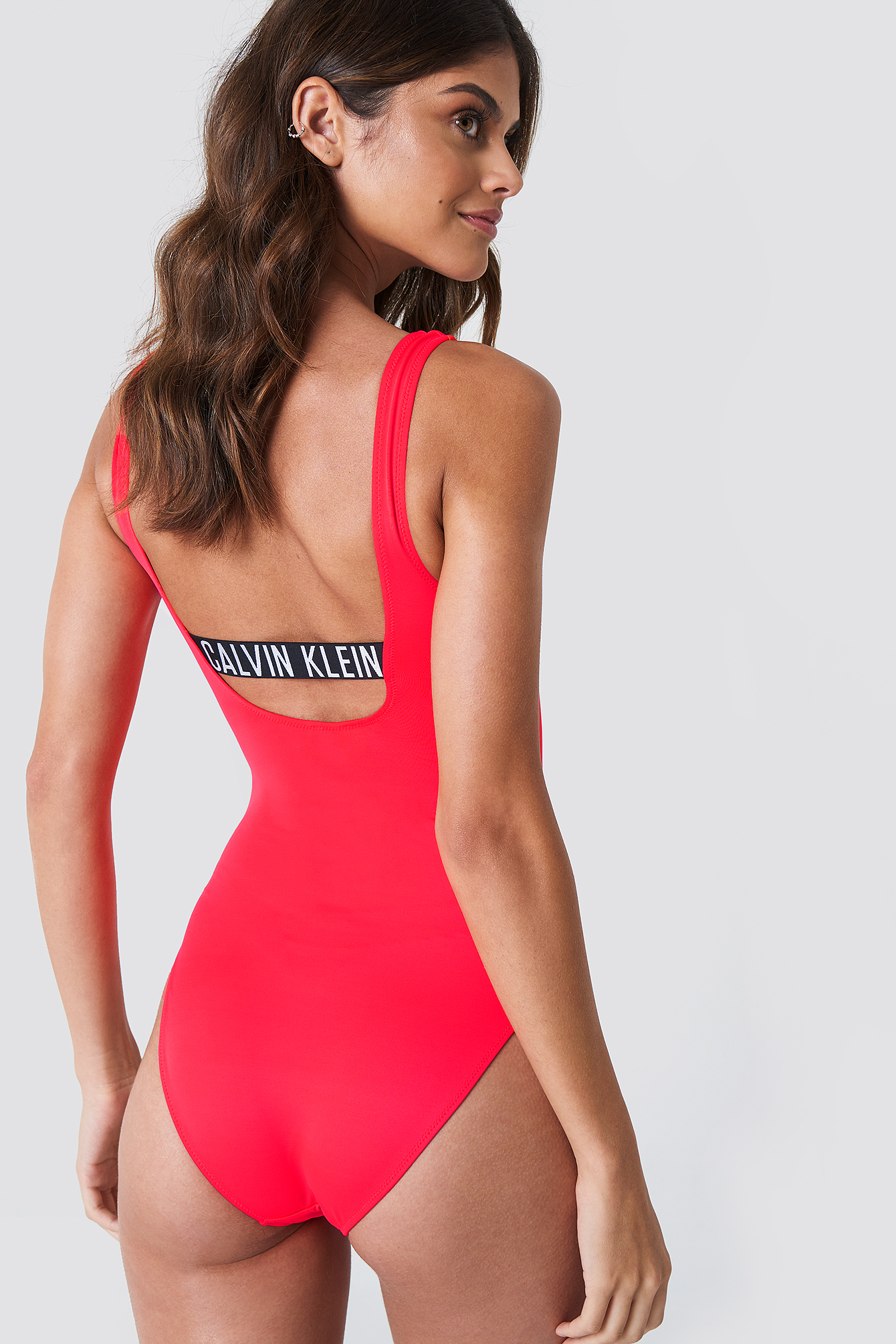 Square Scoop One Piece  RP N NA-KD.COM