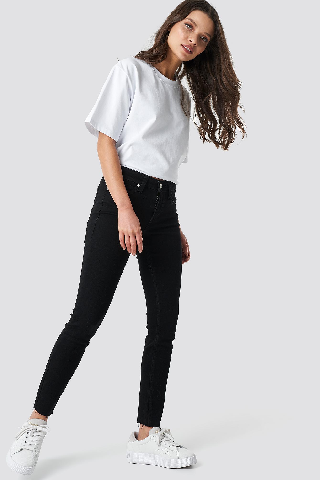 Super Skinny Ankle Jeans NA-KD.COM