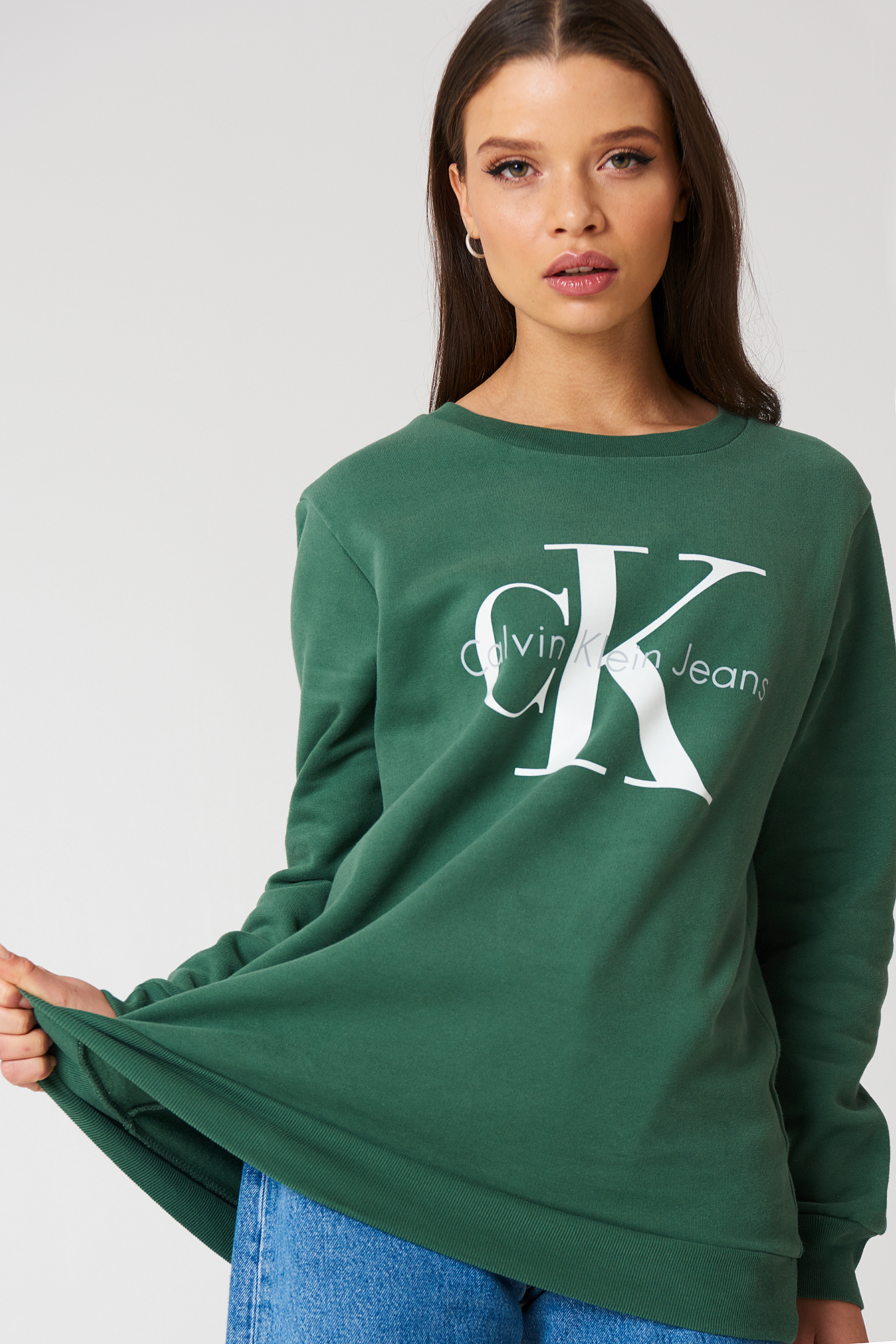Bluza Crew Neck True Icon NA-KD.COM