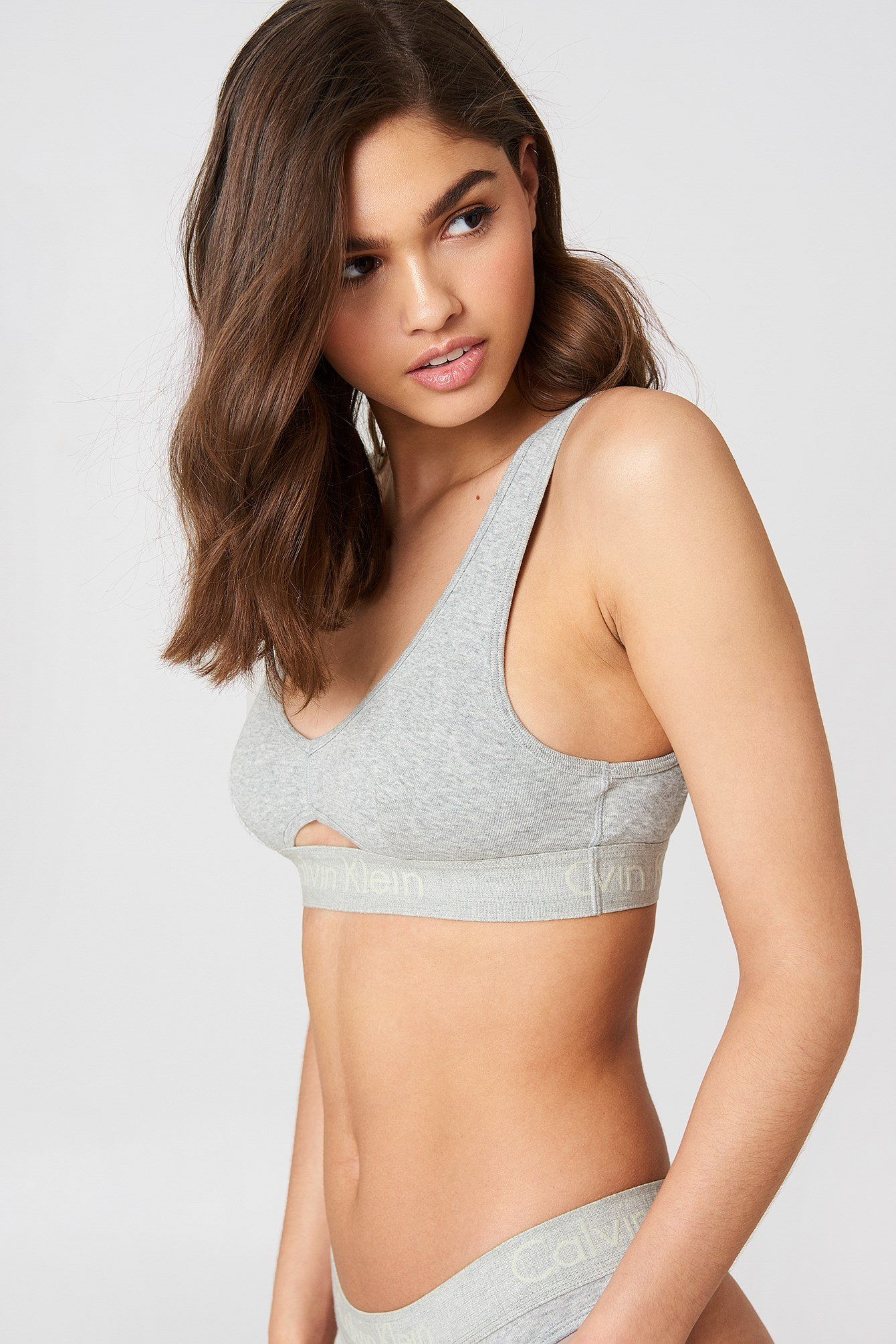 Unlined Wirefree Bralette NA-KD.COM