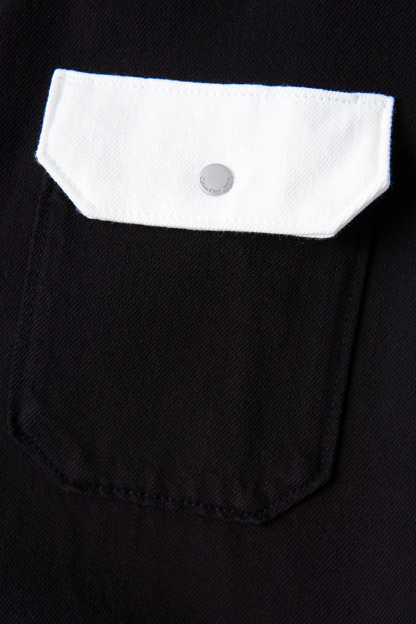 Western Lean Contrast Shirt NA-KD.COM