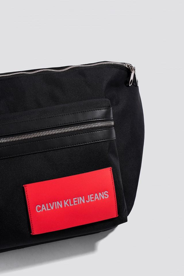 Xl Streetpack Bag Black