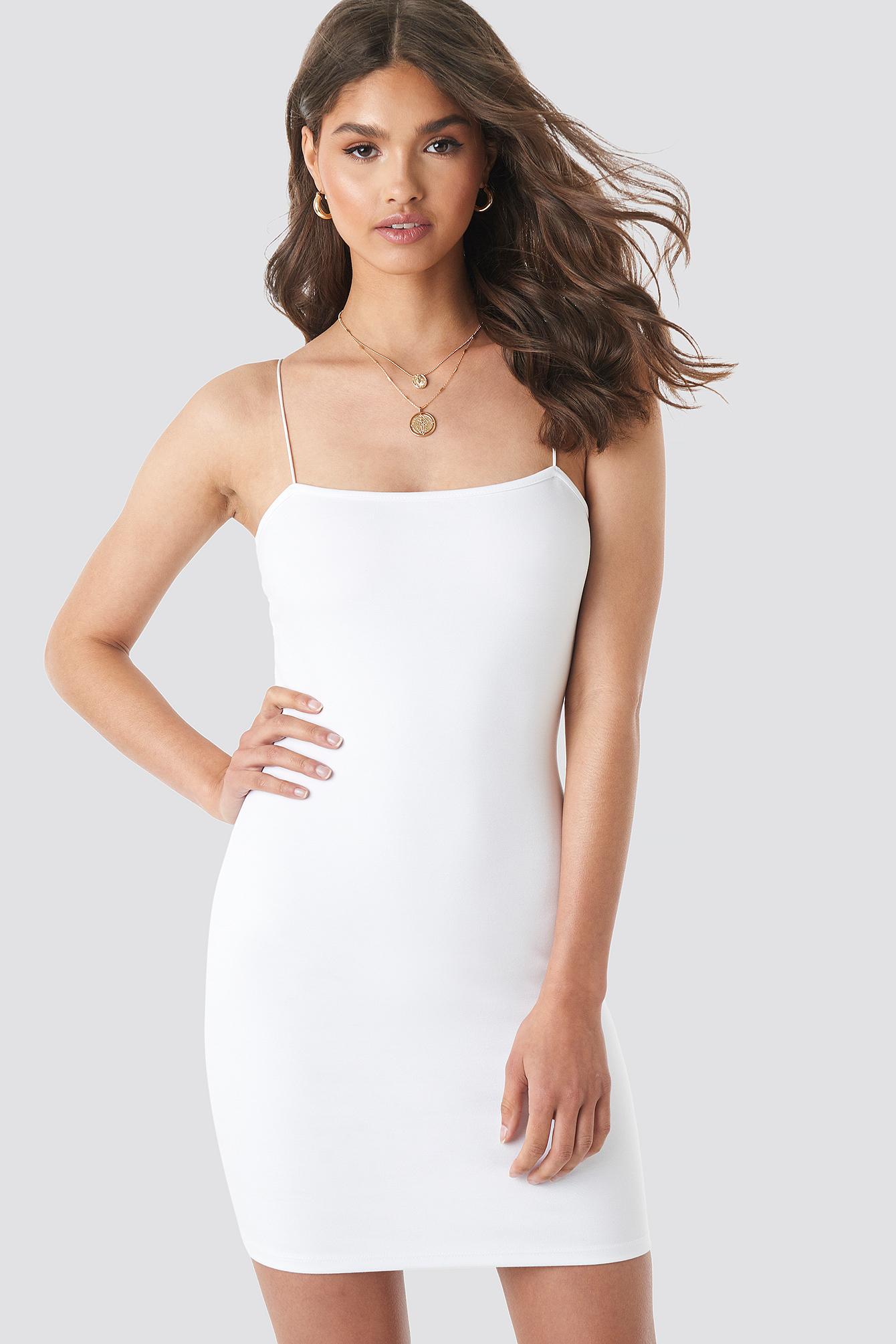 Basic Bodycon Dress NA-KD.COM