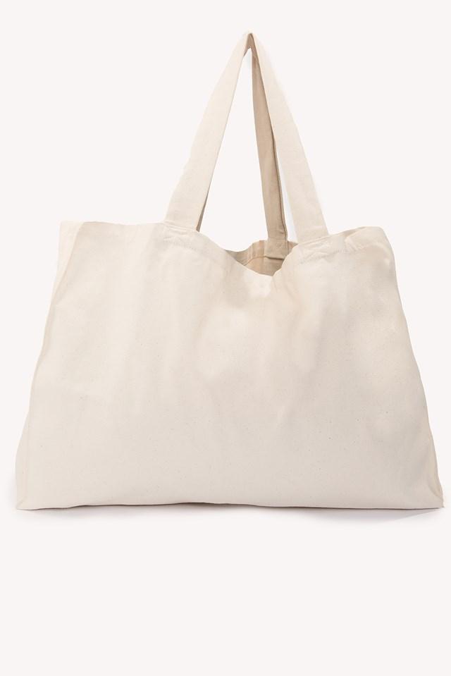 Canvas Tote Bag NA-KD.COM