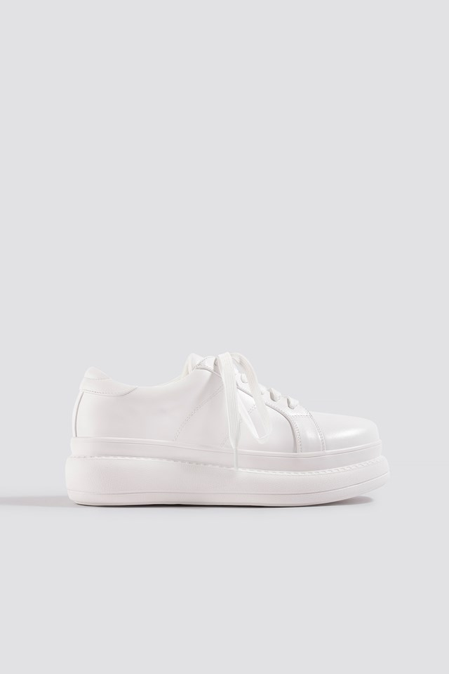 High Sole Sneakers Céline & Talisa x NA-KD