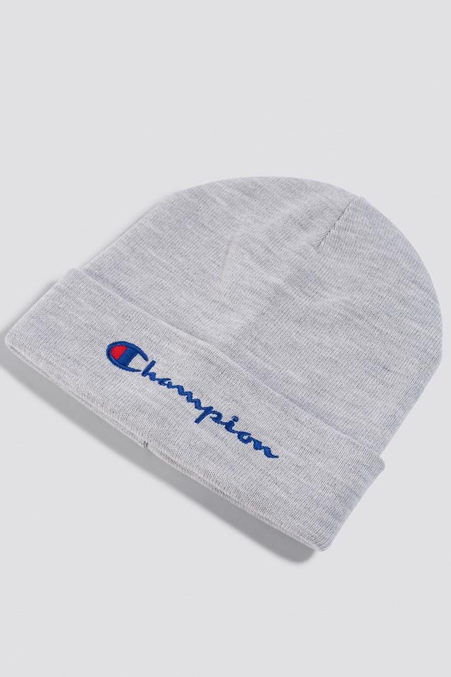 Beanie Cap Grey
