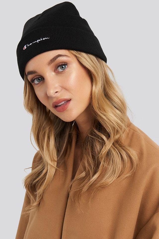 Beanie Cap Black Beauty