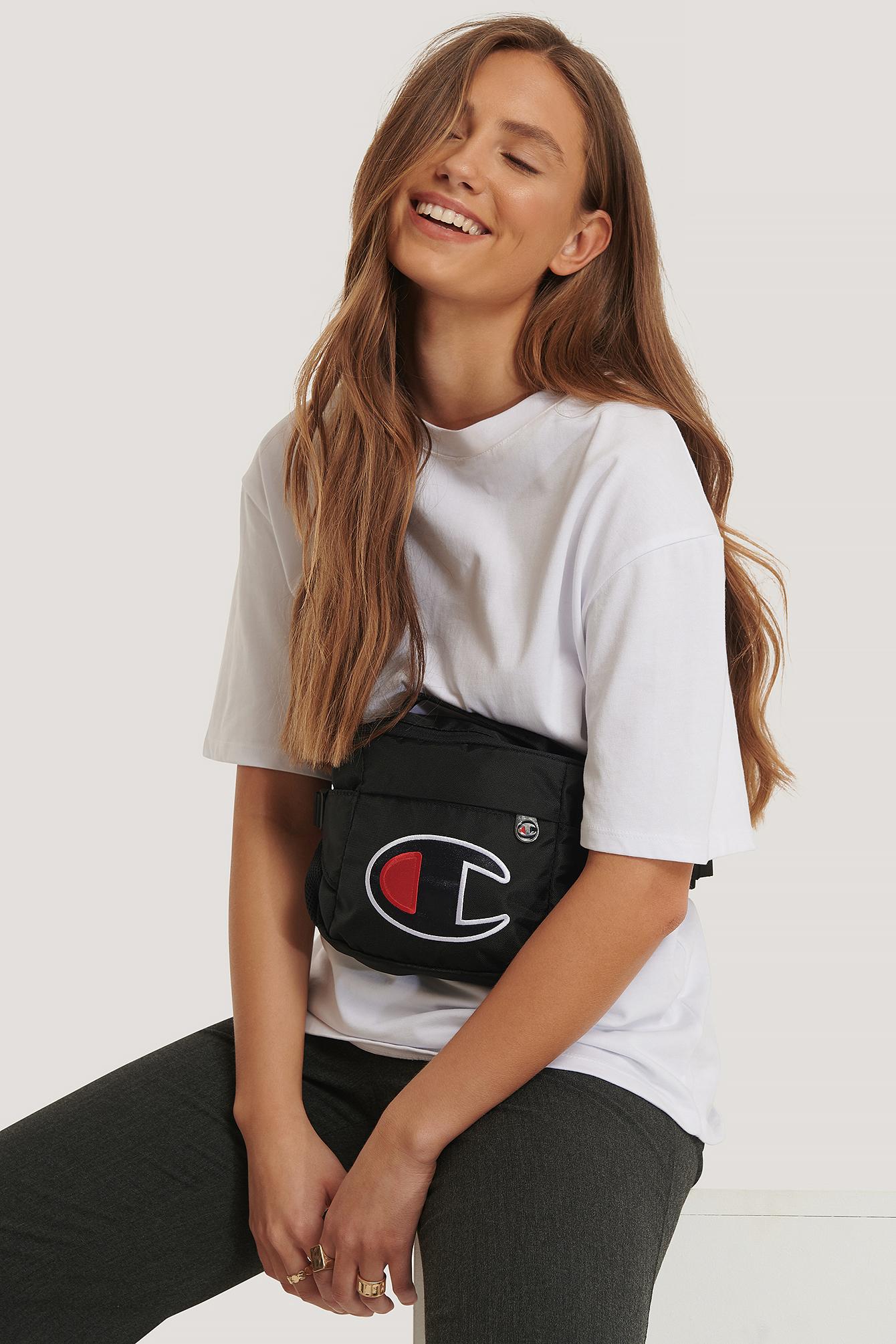 champion -  Belt Bag Logo - Black