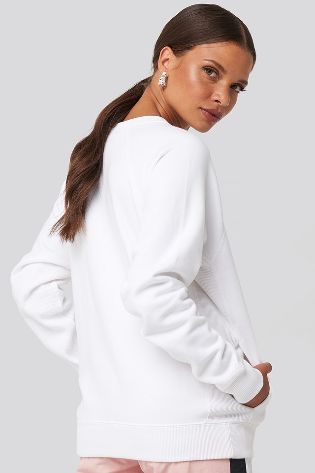 Crewneck Sweatshirt 111966 White