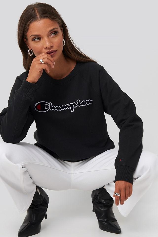 Crewneck Sweatshirt 111966 Stretch Limo