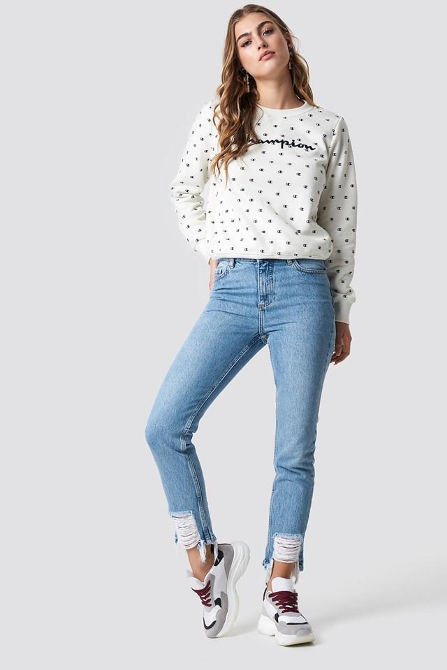 Crewneck Sweatshirt NA-KD.COM
