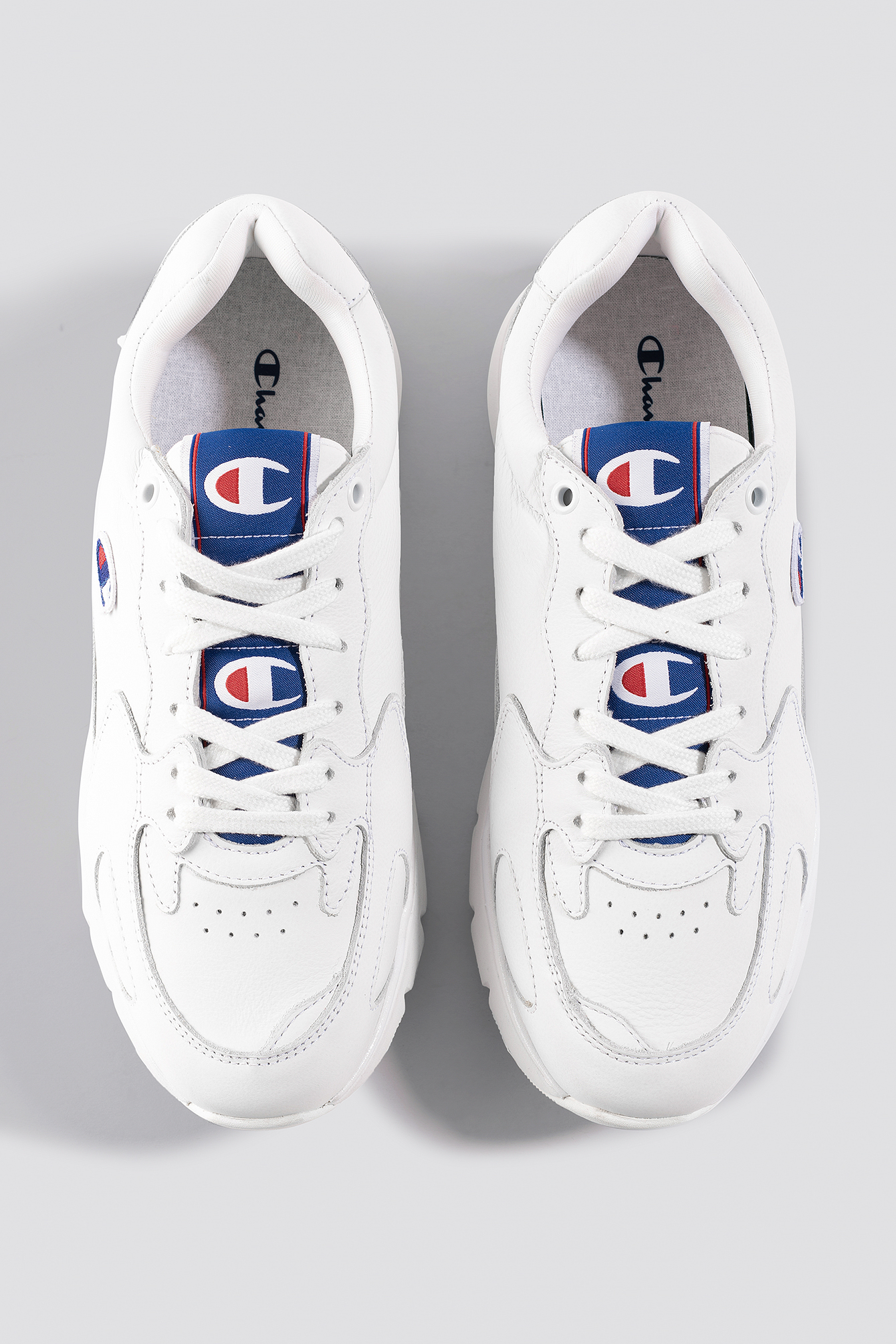 Cwa Low Cut Leather Sneaker NA-KD.COM